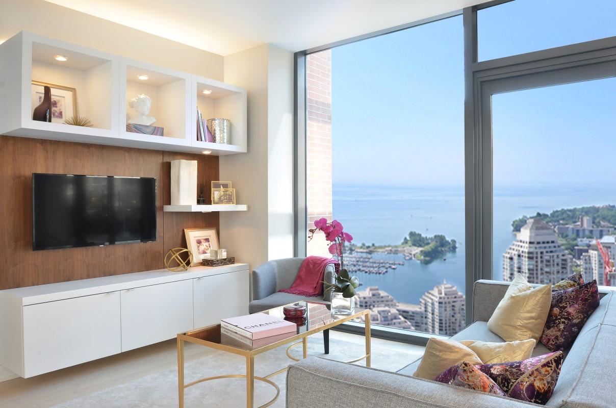 Condoville Club Toronto. Luxury Preconstruction Condos, Real Estate Ontario, New Condos, westlake-encore-condoville-interior-rendering