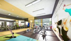 Condoville Club Toronto. Luxury Preconstruction Condos, Real Estate Ontario, New Condos, Sage prestige condos kingston gym