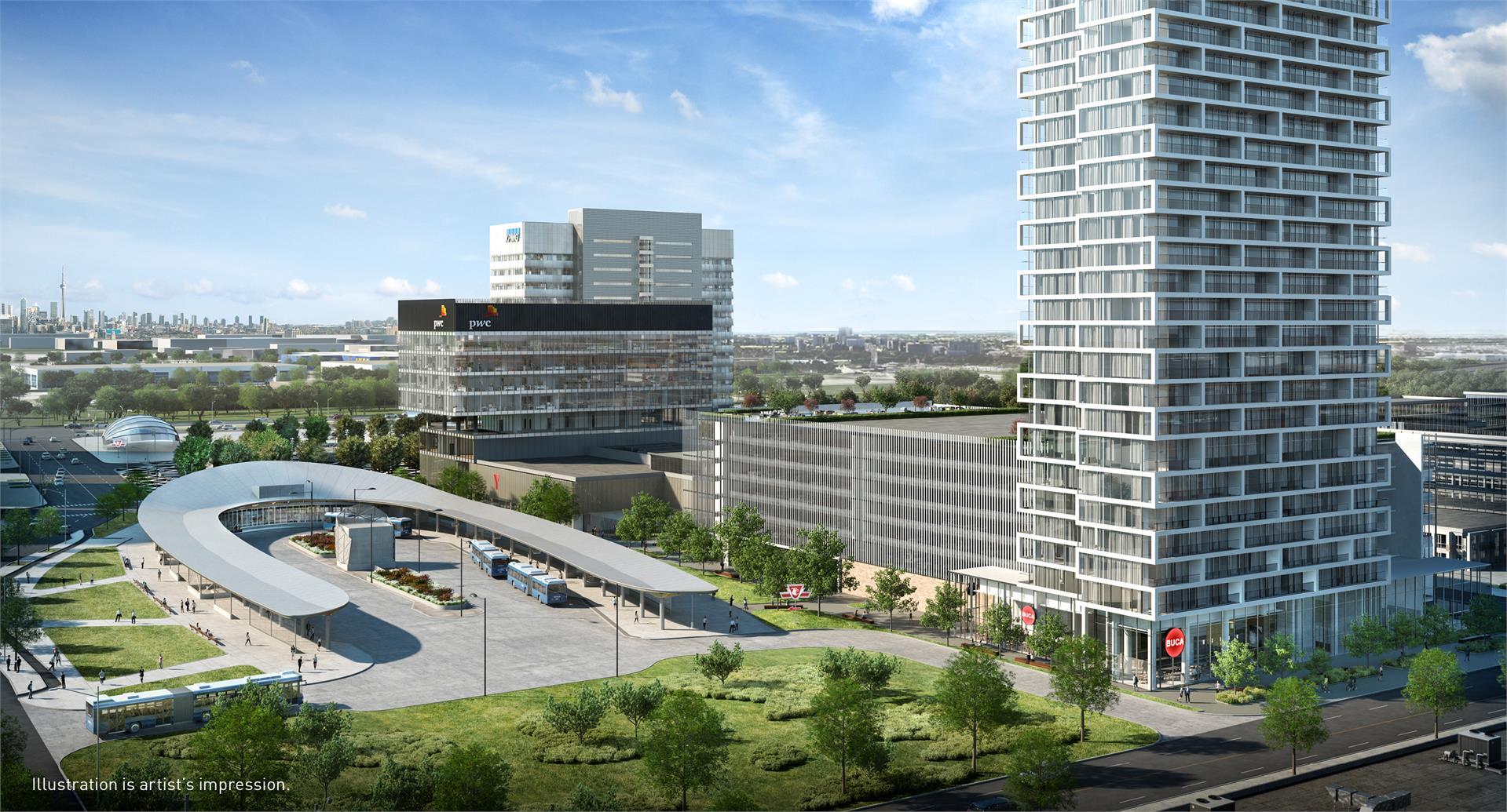 Condoville Club Toronto. Luxury Preconstruction Condos, Real Estate Ontario, New Condos, transit city condos vaughan ttc