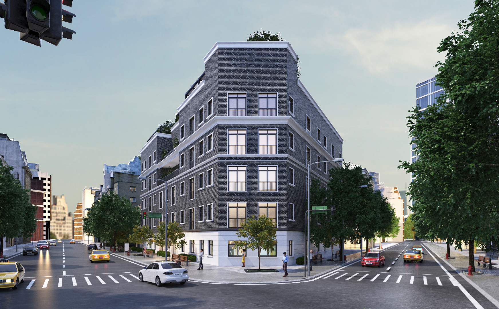 Exterior Rendering of 6Thirty Private Residences Pre-Construction