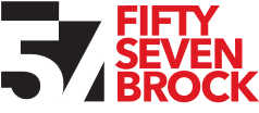 fifty-seven-brock-logo
